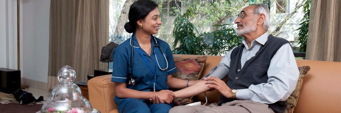 Vishwal Home Nursing